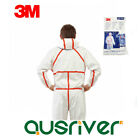 3M 4565 Protective Coverall Chemical Liquid Protection Safety Work Suit Clothing
