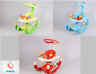 G4RCE 3 In 1 Baby Toddler Walker Stroller Rocker Activity Centre Light Music UK