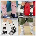 Yoocart Newborn Boys Girls Infant Soft Non-Slip Cute Cotton Baby Long Socks