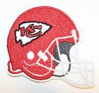 NFL Kansas City Chiefs Embroidered Iron-on Patch FRE SHIP