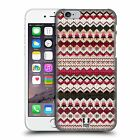 HEAD CASE DESIGNS KNITTED CHRISTMAS HARD BACK CASE FOR APPLE iPHONE PHONES