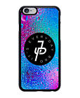 Hot Jake Paul Everyday Logo Color Drops Design for iPhone Case 6s, 7, 7 Plus