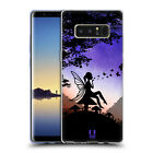 HEAD CASE DESIGNS DREAMSCAPES SILHOUETTES SOFT GEL CASE FOR SAMSUNG GALAXY NOTE8
