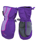 NEW HEAD GIRLS SKI SNOW WINTER MITTENS DUPONT SORONA INSULATION XXS XS S
