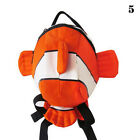 Baby 3D Cartoon Anti-lost Backpack Leashes Kids Animal Printed Safety Harnesses