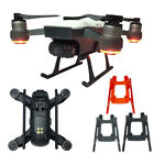 Black Extended Landing Gear Heightened Leg Support Protector for DJI Spark Drone