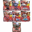 Disney Pixar Cars 2 Series Race 1:55 Scale Diecast Metal Vehicles Mattel