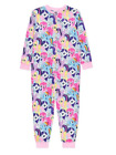 Girls My Little Pony Sleepsuit Pyjamas All in One PJS Age's 5-12 Years