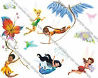 Disney Fairies 3 Tinkerbell Iron On Transfer
