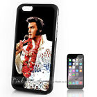 ( For iPhone 8 / iPhone 8 Plus ) Back Case Cover A10081 Elvis Presley