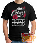 T-SHIRT DAY OF THE DEAD-1978 TERROR FILM T-SHIRT GUY/ A /STRAPS/BOY