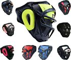 Head Guard Boxing Training Helmet MMA Martial Art Kick Protective Gear 3XSports