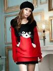 Kawaii Clothing Ropa Cute Sweater Pullover Cat Animal Ears Harajuku Japan Korea