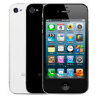 Apple iPhone 4S 8GB 16GB 32GB 64GB Smartphone Unlocked and network locked