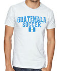 Guatemala Team Soccer T-shirt Adults Men's Soccer Jersey 100% cotton Any Sports image