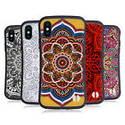 OFFICIAL GIULIO ROSSI MANDALA COLLECTION HYBRID CASE FOR APPLE iPHONES PHONES