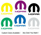 "2"" Mopar decal vinyl Graphic sticker Ram Hemi Dakota Dodge Dart Jeep Charger H6 $2.49 USD"