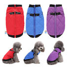 TAONMEISU Cat Dog Coat Jacket Winter Warm Clothes Harness Vest Apparel Clothing