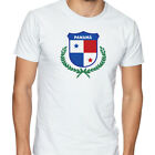 Panama Team Soccer T-shirt Adults Men's Soccer Jersey 100% cotton Any Sports image