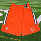 Nike 597213 Chicago Bears NFL On Field Water Resistant Training Shorts NWT $75