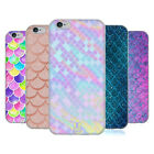 HEAD CASE DESIGNS MERMAID SCALES SOFT GEL CASE FOR APPLE iPHONE PHONES