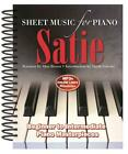 sheet for piano - ERIK SATIE - SHEET MUSIC FOR PIANO - NEW PAPERBACK BOOK