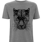 Panther T-Shirt by HEROLUX  - Tattoo, Biker, Retro, Rock N Roll, Distressed, Cat