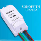 Sonoff TH16/TH10 Lot Wifi Switch Monitoring Temperature Humidity Smart Sensor