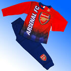 Boys Authentic Official Arsenal FC Football AOP Pyjamas #AFC Age 4-12 Years