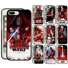 Star Wars The last jedi Phone Cover Case For Iphone X/5/6/7/8 plus $5.19 USD