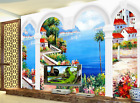 3D Halmet Sea 547 Wallpaper Murals Wall Print Wallpaper Mural AJ WALL AU Kyra