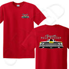 Plymouth Road Runner Adult's T-shirt 2 sides printed Tee for Men - 1545F $16.11 USD on eBay