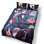 PROMOTION Nightmare Before Christmas Bedding Gift Home Unique Duvet Cover Set