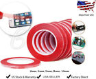 3M RED Double Sided Super Sticky Heavy Duty Adhesive Tape For Cell Phone Repair