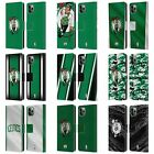 OFFICIAL NBA BOSTON CELTICS LEATHER BOOK WALLET CASE FOR APPLE iPHONE PHONES on eBay
