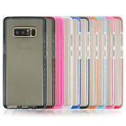 For Samsung Galaxy Note 8 Shockproof Hybrid Impact Clear Soft TPU Rubber Case