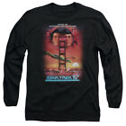 Star Trek THE VOYAGE HOME Movie Poster Adult Long Sleeve T-Shirt S-3XL