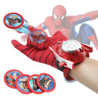 Kids Spiderman Ironman Batman Launcher Gloves Children Action Figure Toys Boys