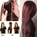 BLONDE HIDDEN HALO INVISIBLE WIRE FLIP WEFT IN 100% REMY HUMAN HAIR EXTENSION