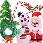 Temerity Jones Inflatable Blow Up Party Gift Boxed Christmas Santa Decorations