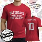 Accrington Stanley T-Shirt, Saturdays Are For, Football, Stanley tshirt