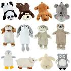 Hot Water Bottle With Fab Novelty Soft Plush Animal Designs Makes An Ideal Gift