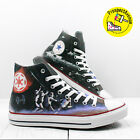 Custom Stormtroopers design Converse All Star sneakers for Star Wars fan $90.0 USD