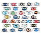 NFL Paracord Shoelace Oval Charms Bracelet Pair New Pick your team Shoes LOGO $8.0 USD on eBay