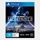 NEW Star Wars Battlefront II - PS4 $39.0 AUD