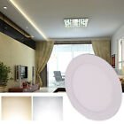 Low-power LED Panel Downlight Recessed Ceiling Light 3W 4W 6W 9W 12W 15W Lamp