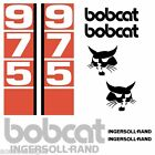 ANY MODEL Bobcat 975 DECALS Stickers Skid Steer loader New Repro decal Kit