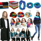 Wrap Scarf For Women Infinity Loop Circle Knit Winter Wrapables Thick