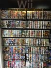Original Wii Games 135+ to Choose From Drop Down List Complete A thru Z