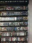 Playstation 3 Games 140+ to Choose From Drop Down List Complete A thru Z